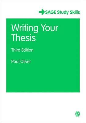 Why am I writing a two-semester thesis; English Senior